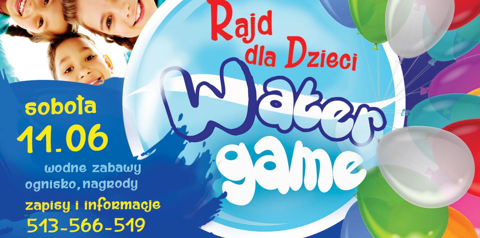 Water Game – Rajd 2016